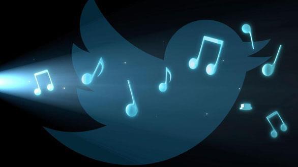 Twitter Müzik Keşfi