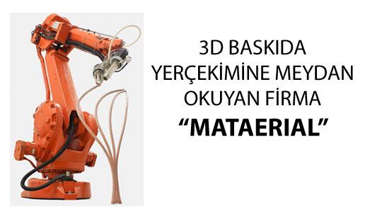 Yerçekimini Yenen 3D Yazıcıları da Sonunda Gördük...