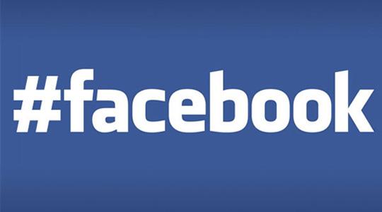 Hashtag Kullanımı Facebook'ta!