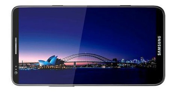Samsung'un Galaxy Note III Yolda!