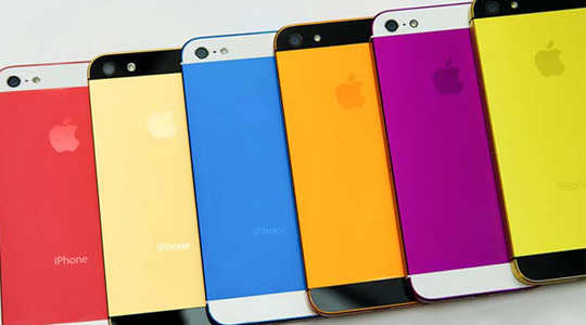 Apple iPhone 5C ve 5S'i Tanıttı!