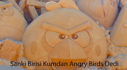 Angry Birds Avustralya'da...