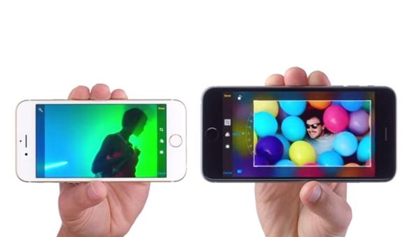 iPhone 6 ve iPhone 6 Plus Reklamları
