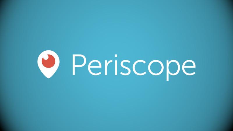 Periscope'a artık Twitter hesabı olmadan, sadece telefon numarasıyla kaydolmak mümkün