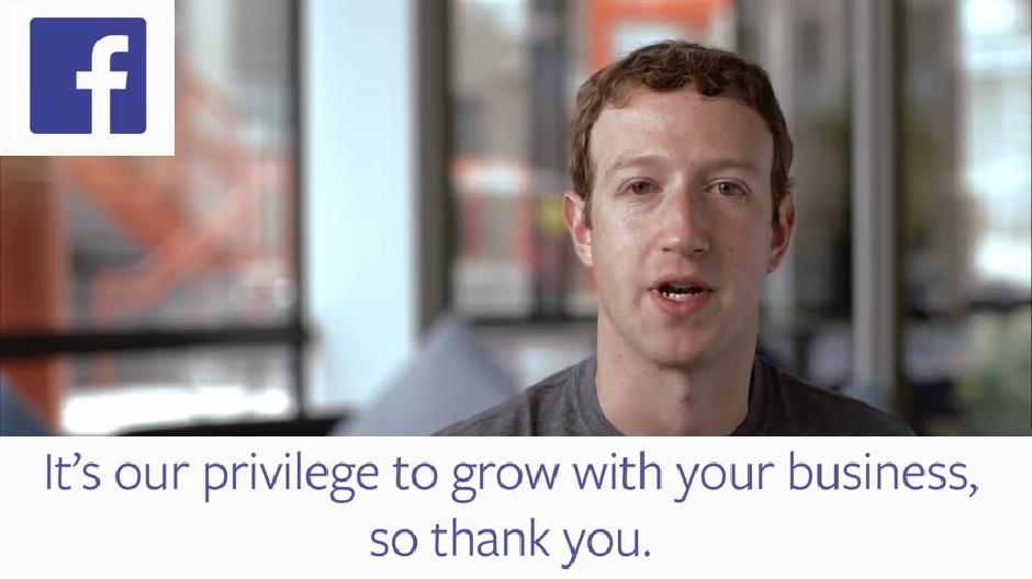 #Facebook 'ta aktif reklam veren sayısı 2 milyona ulaştı