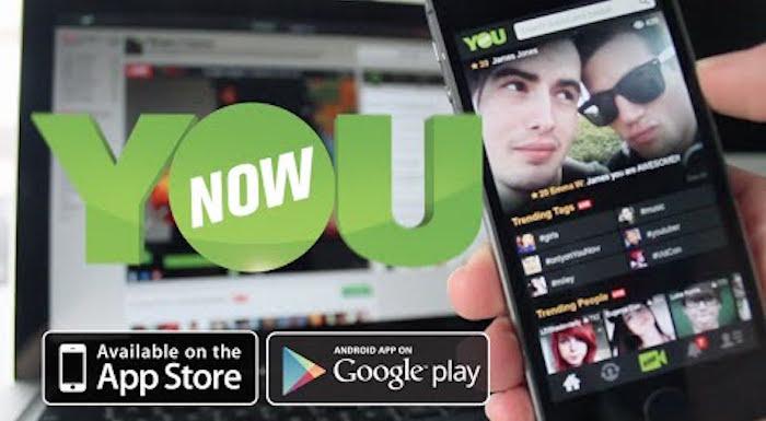 Günde 150 bin canlı yayının yapıldığı #YouNow, 15 milyon dolar yatırım aldı